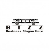 Auto Businesses Repair & Maintenance Logo Template