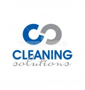 Cleaning Solutions Premade Logo Design