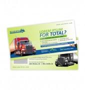 Business Transport DL Flyer Template