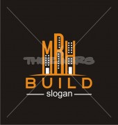MRH Build Premade Logo Vector