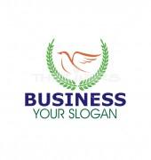 Soaring Bird Logo Template