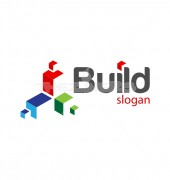 Build Solution Corporate Creation Logo Template