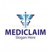 Medical Equipment Logo Template