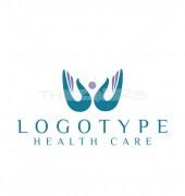 Natural Health NGO logo Template