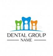 Dental Monster Premade Health Care Logo Design