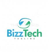 Bizz Tech Company Creative Premade Logo Design