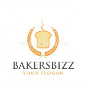 Bakers Logo Template