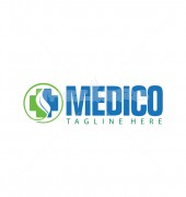 Medical Billing Inventive Health care logo Template