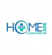 Optical Home Premade Health Care Logo Design