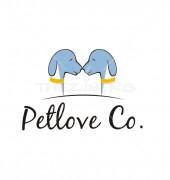 Happy Pet Logo Design