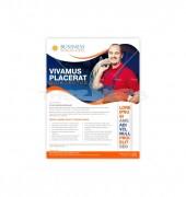 Elegant & Playful Electrical Business Flyer Design