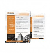 Builders & Property Business Flyer Front Back Template