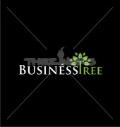 Business Tree Entertainment Creative Logo Template