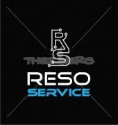 Reso Service Elegant Premade Logo Template