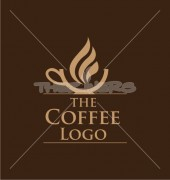 Restaurant Coffee Shop Burger Street Logo Template