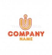 Letter UI Letter Elite Logo Template