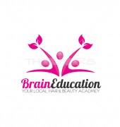 Education Success Logo Vector
