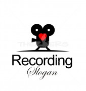 Recordings Premade Product Logo Design