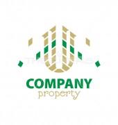 UU Letter Creative Logo Design Template