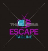 Escape Channel Logo Template