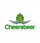 Cheers Beer Food & Bar Logo Template