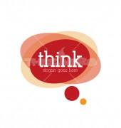 Thinking Cloud Premade Non Profit Logo Design