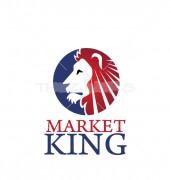 Market King Premade Logo Design