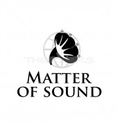 Matter Sound Premade Entertainment Logo Design