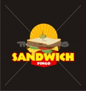 Snapsnich Food Restaurant Logo Template