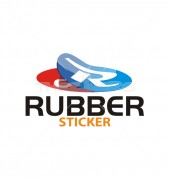 Rubber Sticker Automotive & Repair Logo Template