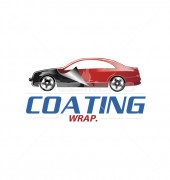 Coating Warp Maintenance Car Logo Template