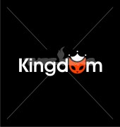Kingdom Gate Creative Mask Logo Template