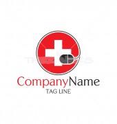 Medic Plus Symbol Logo Template