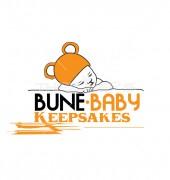 Bune Baby Childcare Logo Template