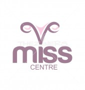 V Miss Vector Logo Template