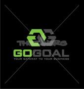 Go Goal Creative Logo Template