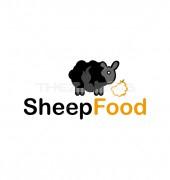 Sheep Food Premade Logo Design