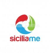 Siciliame Non profit Logo Template