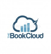 The Book Cloud Premade Logo Template