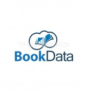 Book Data Kids Learning Logo Template
