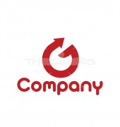 G Software Creative Premade Logo Design