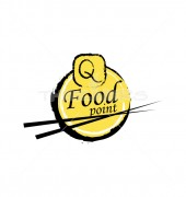 Healthy Food Elite Restaurant Logo Template