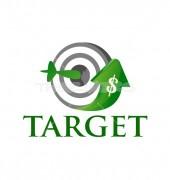 Target Dart Logo Template