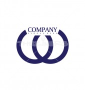 W Corporate Elegant Premade Logo Template