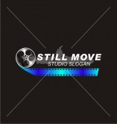 Still Movie Media Premade Logo Design