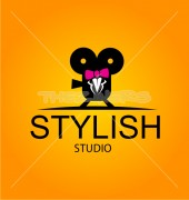 Stylish Studio Logo Template