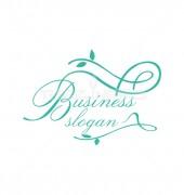 Floral Spa Salon Logo Design