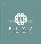 L Letter Monogram Logo Template
