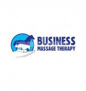 Massage Therapy Company Premade Logo Design