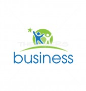 Family Health Business Non profit Logo Template